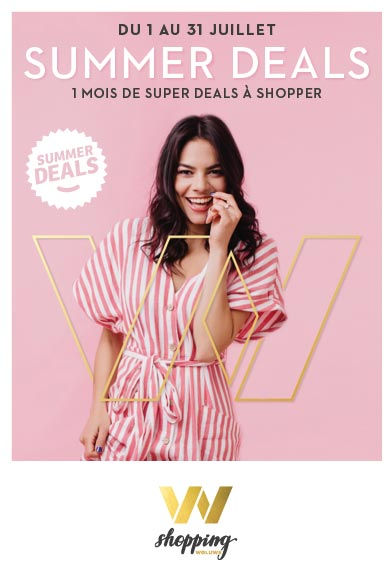 Summer Deals: 1 mois de super deals