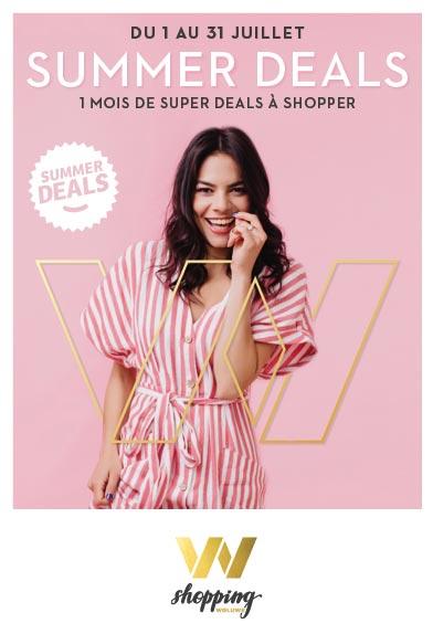 Summer Deals: 1 mois de super deals