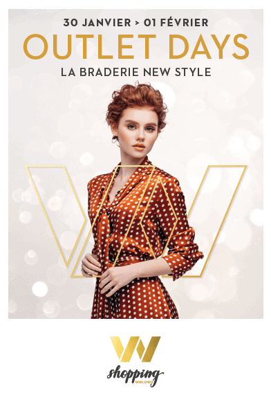 Outlet Days: la braderie new style