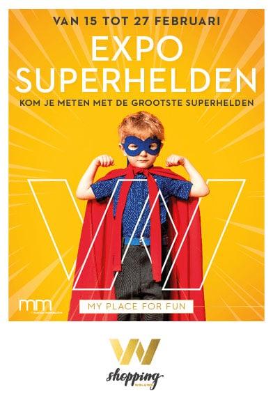 Expo Superhelden