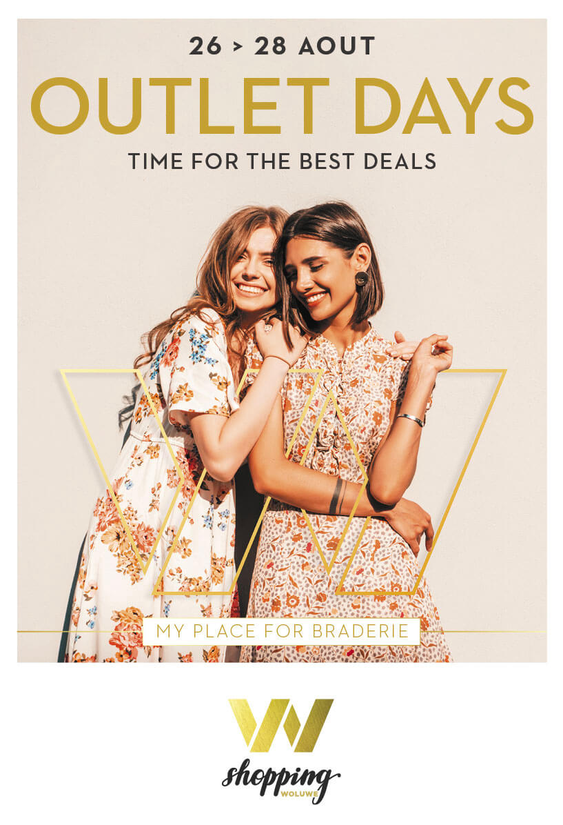 The WShopping OUTLET-Days